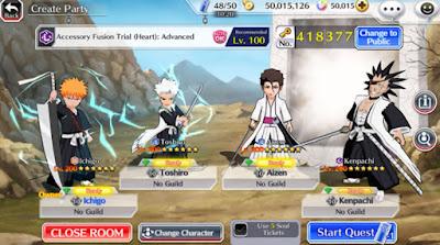 Bleach Brave Soul game anime offline terbaik