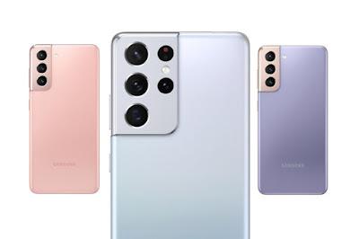 مفاجأة جديدة في هاتف سامسونغ Galaxy S21