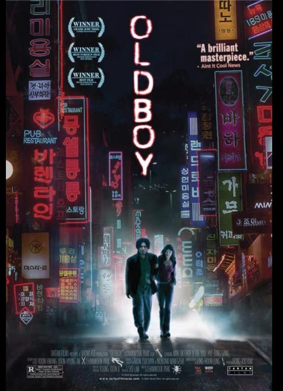 Old Boy 2003 720p Esub BluRay Dual Audio Hindi Korean GOPISAHI