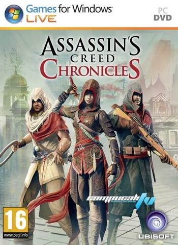 Assassins Creed Chronicles Trilogia Completa PC Full Español