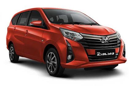 Toyota All New Calya Orange yang Mulai Banyak Dipilih