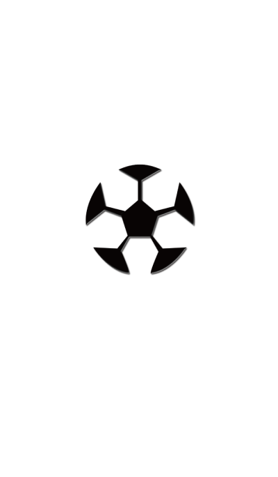 Simple soccer ball