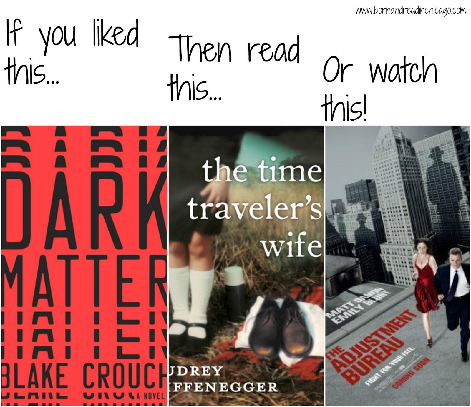 Dark Matter by Blake Crouch 1st Edition HARDCOVER Novel Book 2016