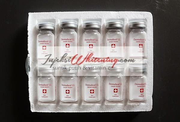 Dermaheal LL Lipolytic Solution, Dermaheal LL, Dermaheal Review, Dermaheal ll Injection
