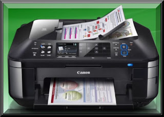 Canon PIXMA MX922 Settings Web Service