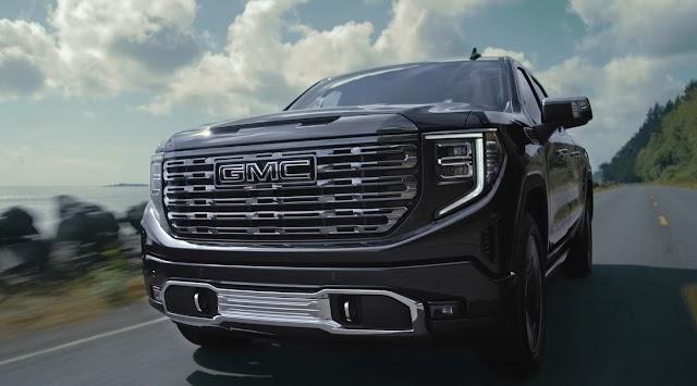 General Motors presenta nuevas camionetas GMC Sierra Denali y AT4X