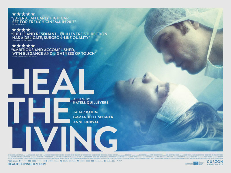 heal the living movie poster