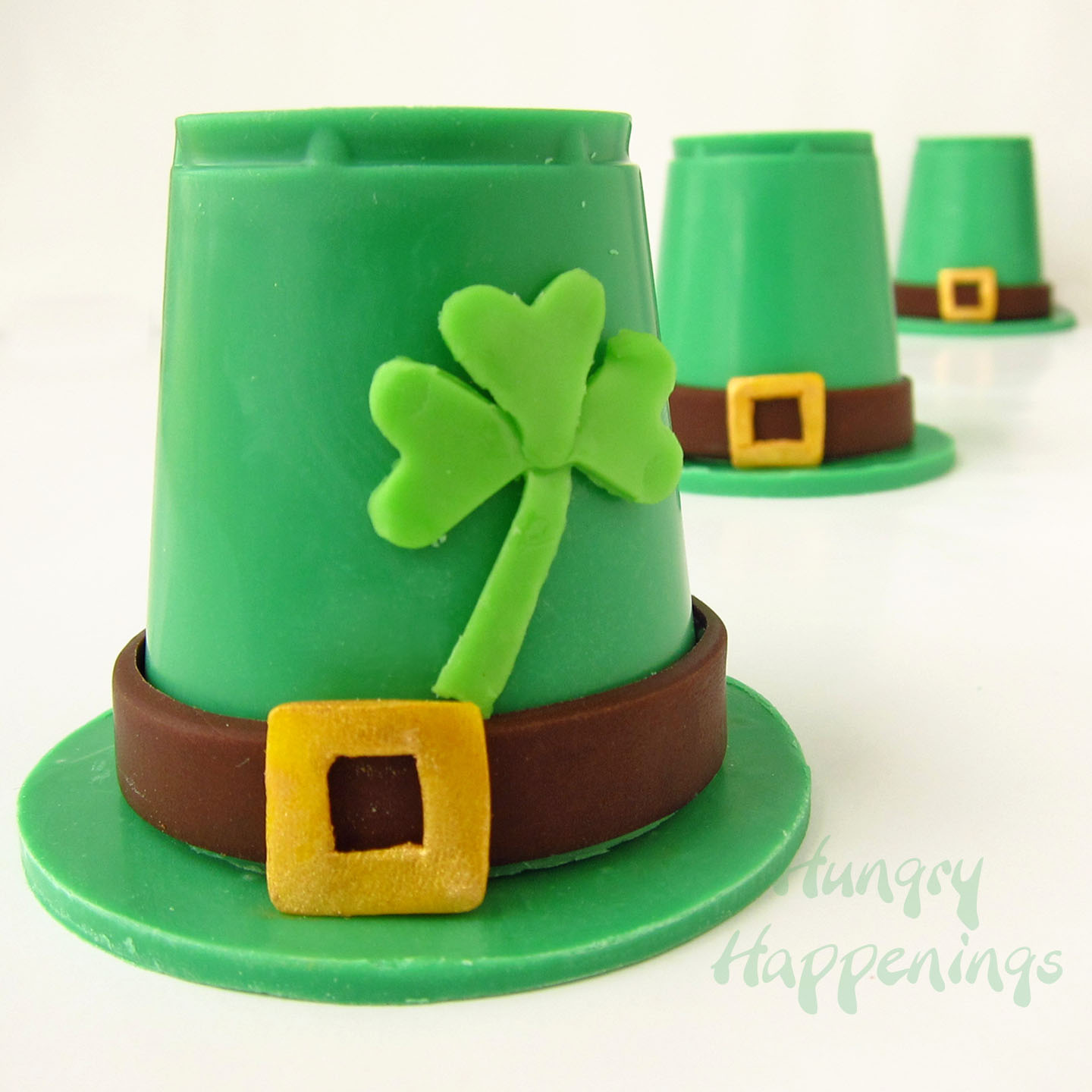 Candy Leprechaun Hats filled with Sweet Surprises - Hungry ...