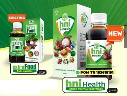 Extra Food / HNI Health ikhtiar Saat Isolasi Mandiri (Isoman) Terpapar Covid-19