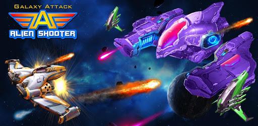 تحميل لعبة alien shooter free مهكرة