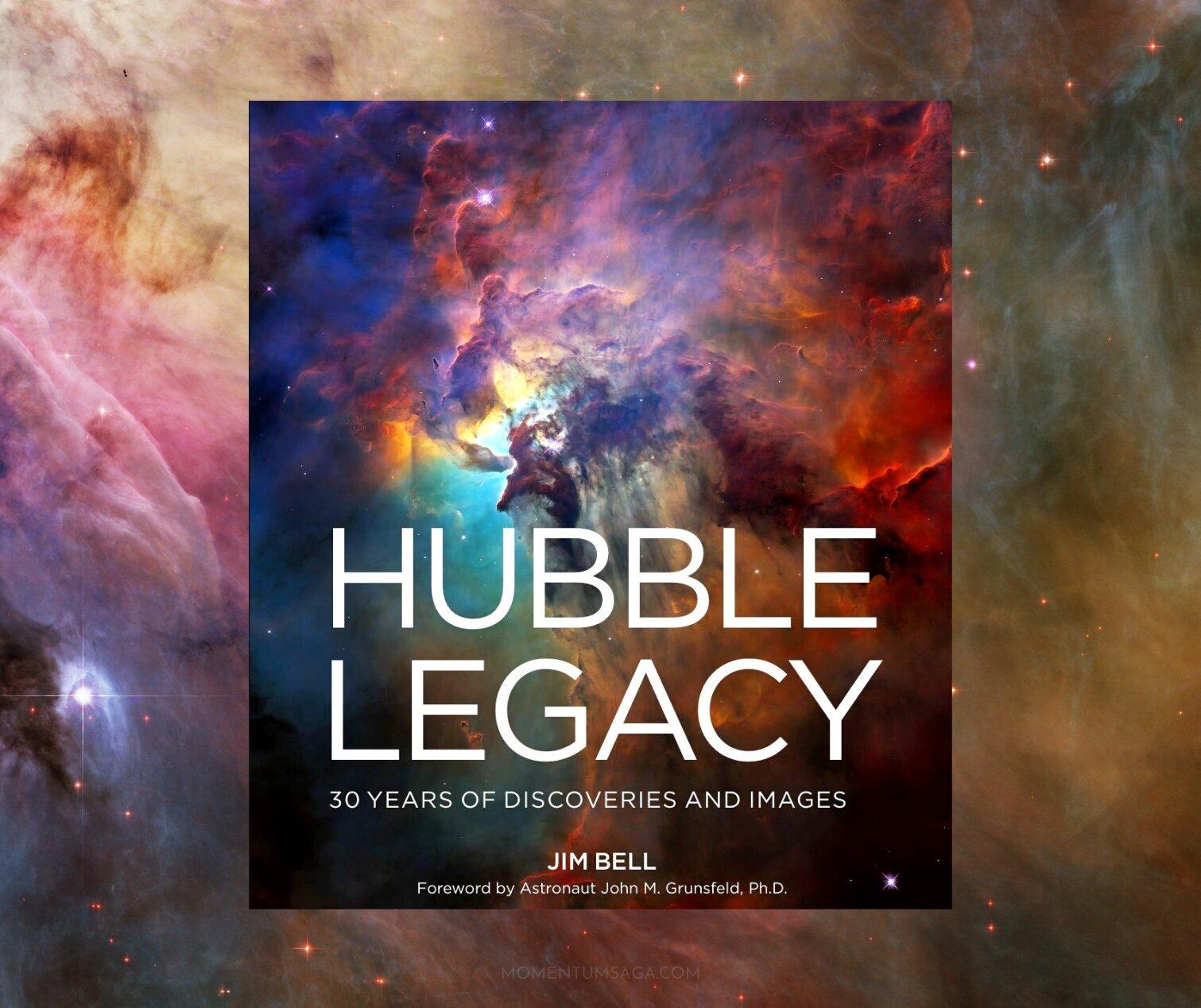 Resenha: Hubble Legacy, de Jim Bell