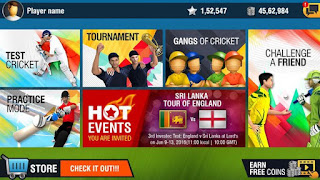 Download Game Android World Cricket Championship 2 V2.5.3 Apk Mod Unlimited Coins/Unlocked Terbaru 2017 5
