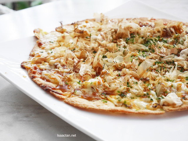 Okonomi Pizza (RM13.90)