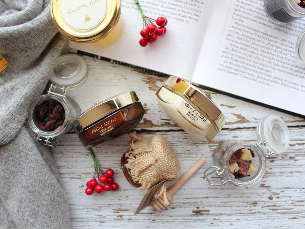 Odżywcza moc miodu czyli Guerlain Abeille Royale