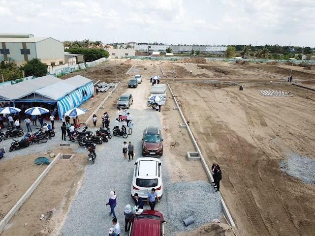 Cơ sở hạ tầng dự án Tân Lân Residence