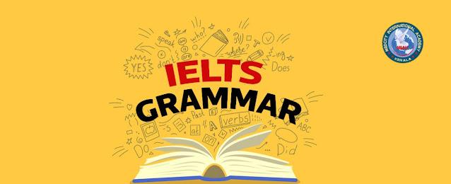 IELTS Grammar