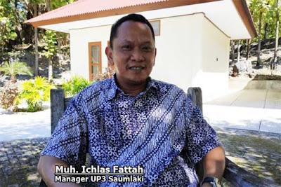 Saumlaki, Malukupost.com - Kantor PLN Rayon Saumlaki atau Kantor Unit Layanan Pelanggan (ULP) yang semula melayani seluruh Pelanggan PLN di Kabupaten Kepulauan Tanimbar (KKT) dan Kabupaten Maluku Barat Daya (MBD), kini berubah status menjadi Kantor Unit Pelaksana Pelayanan Pelanggan (UP3) atau sebelumnya disebut kantor Area.     Manager UP3 Saumlaki, Muh. Ichlas Fattah menyatakan, terhitung dari tanggal 1 Juli 2019, PLN Saumlaki meningkat status menjadi UP3 dan  membawahi dua ULP yakni ULP Saumlaki dan ULP Moa.