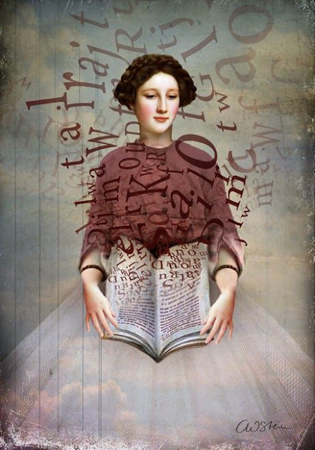 Words, Words, Words. Picture;Catrin Weltz Stein