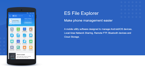 Safe, Simple, Manage your files efficiently and easily