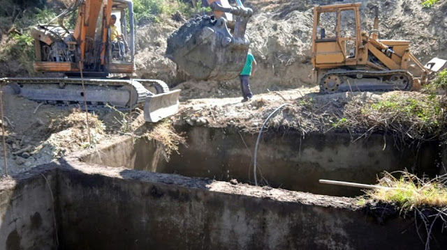 ΠΡΟΧΩΡΑ Η ΕΝΙΣΧΥΣΗ των υποδομών πυρόσβεσης στην Κοινότητα Αλαγονίας