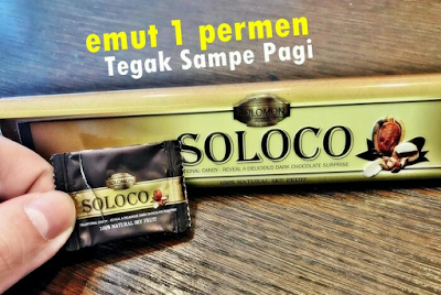 Permen Soloco Candy Asli Obat Kuat Pria Tahan Lama Solusi Ejakulasi Dini