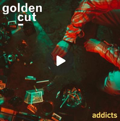 Cover du single Addicts de Goldencut