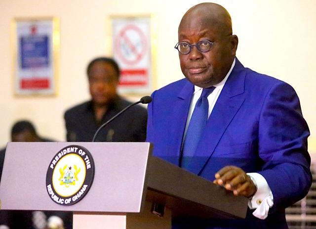 We're using oil money wisely to fund Free SHS – President Akufo-Addo