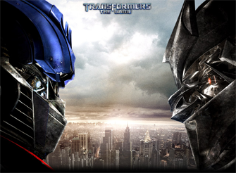 Transformers The Game [Full] [Español] [MEGA]