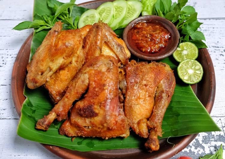 Kalori Ayam Goreng Per 110 Gr Menurut Pakar Nutrisionist Bang Isman