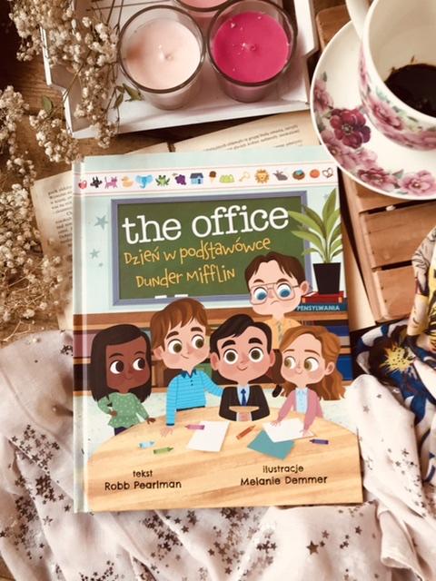 Pearlman Robb, The Office. Dzień w podstawówce Dunder Mifflin