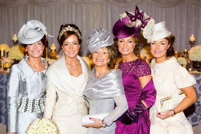 Alison Tod - Mother of the bride hats