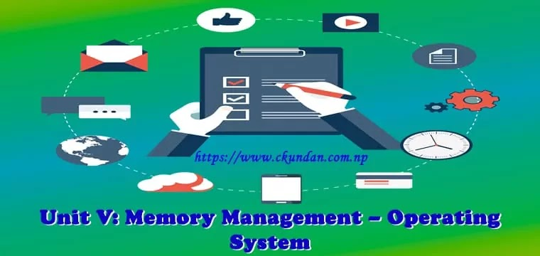 Memory Management – Operating System