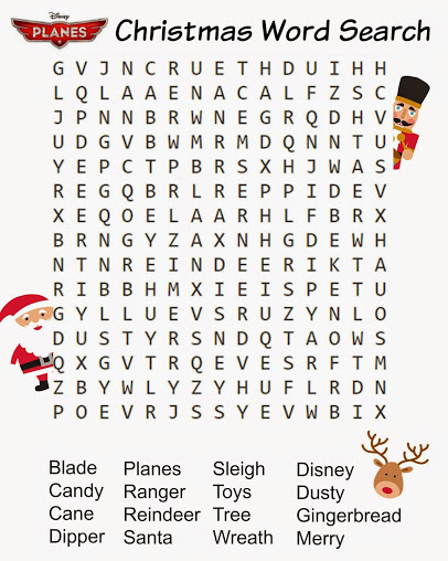 Légend image inside christmas word search puzzles printable