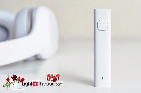 Ofertas de Navidad de LightInTheBox: Receptor Bluetooth 4.2 Xiaomi y Motorola Moto MXT1662