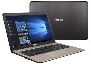 rekomendasi notebook asus terbaru dengan harga termurah ASUS X540YA