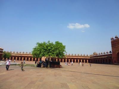 Masjid Jama Fathepur Sikri