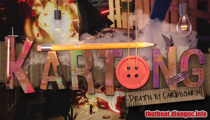 Download Game Kartong – Death by Cardboard! Full Cr@ck