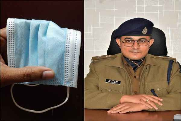 faridabad-police-will-mask-challan-till-vaccination-complete