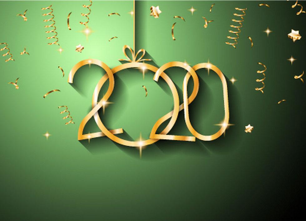 Advance Bonne Année 2020 - Bonne Année Vœux