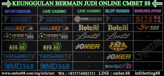 Situs Judi Online CMBET88
