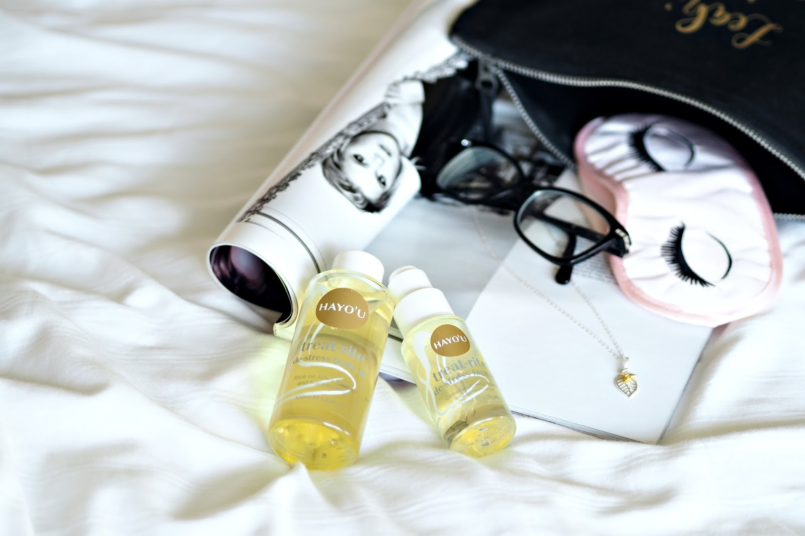 Hayo'u Face and Body Oil