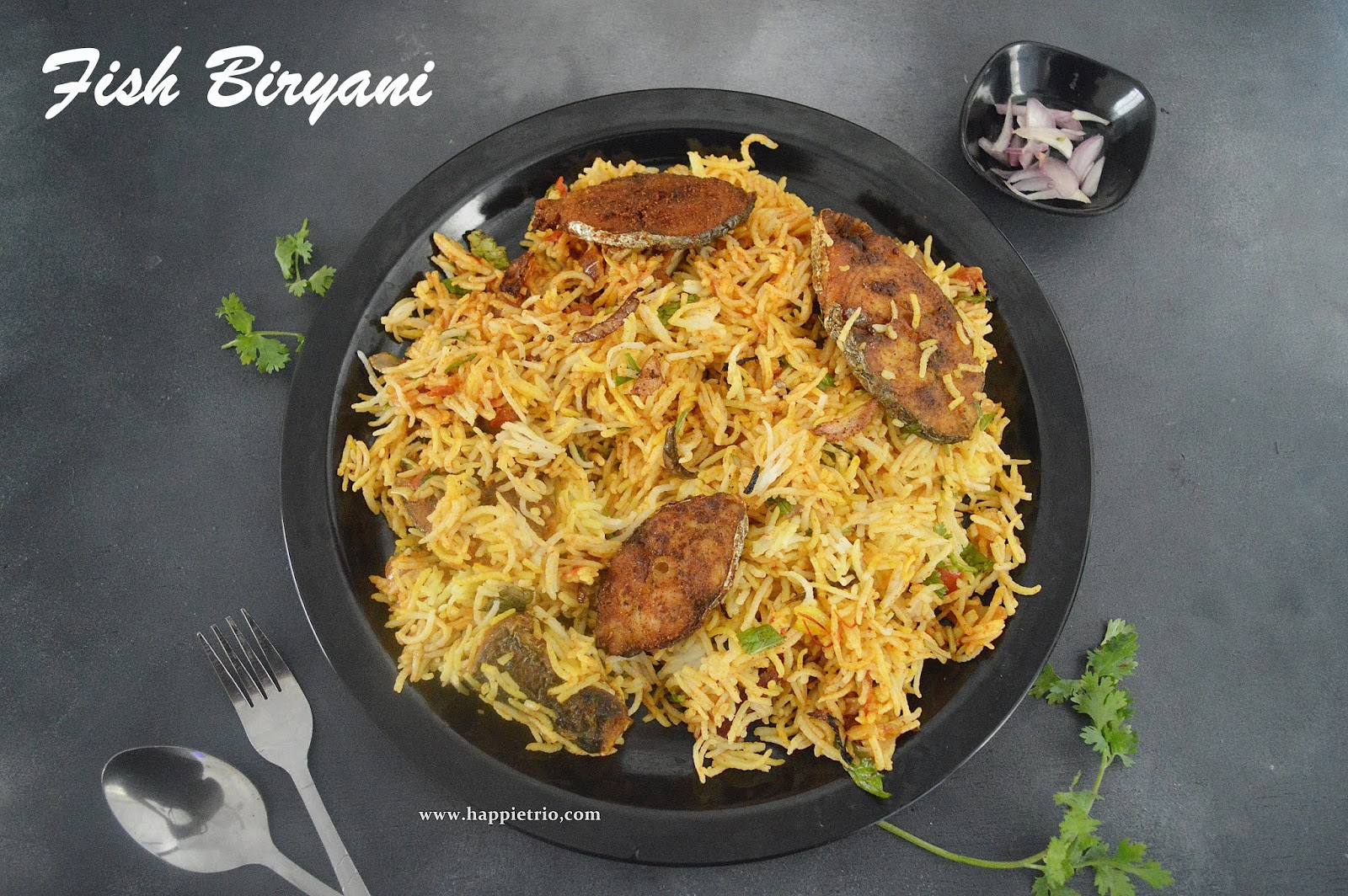 Fish Dum Biryani Recipe | How to cook Fish biryani