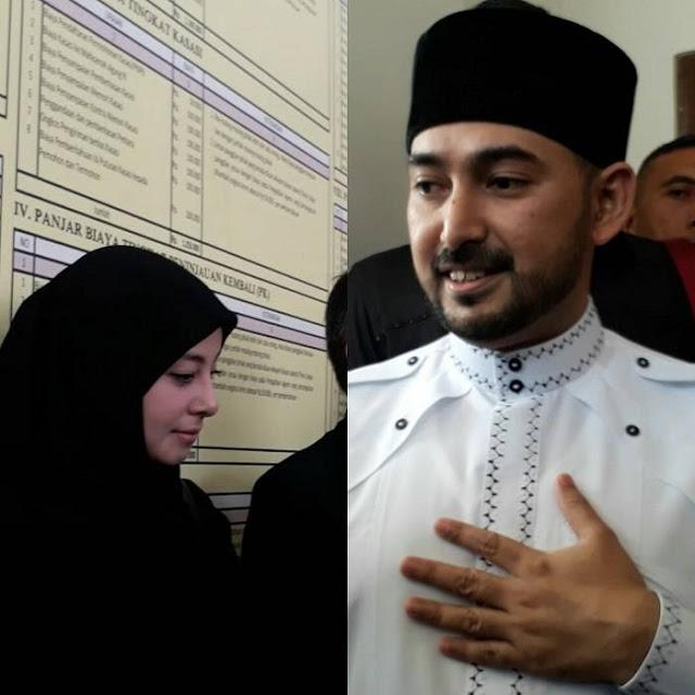 Ternyata Sudah 7 Tahun Diam-diam Ustad Al Habsyi Miliki 2 Anak Dari Istri Muda