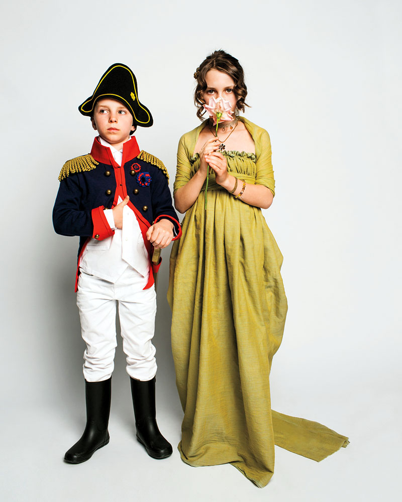 sibling halloween costumes napoleon and josephine