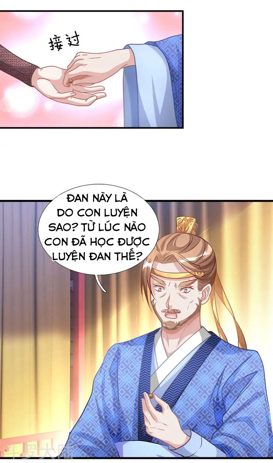Nghịch Thiên Kiếm Thần chap 26 - Trang 6