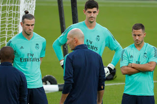 OFFICIAL: Real Madrid release squad to face Getafe