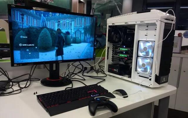افضل تجميعة كمبيوتر للالعاب بأرخص سعر ممكن تجميعة Pc Gamer