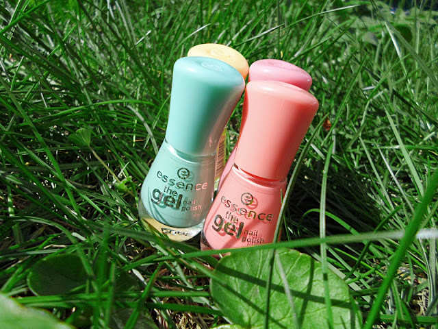 Essence Gel Nail Polishes Collection mint forgive me gel polish without lamp review liz breygel blogger review swatches