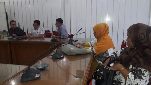 """DPRD Prabumulih """"Belajar"""" Tata Kelola Pemerintahan ke DPRD Padang"""