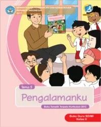 Buku tema 5 Guru Kelas 2 K13 2017